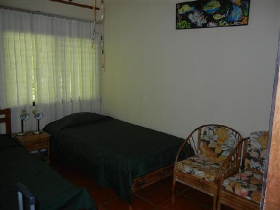 Albergue Alma de Hatillo: Our room another angle