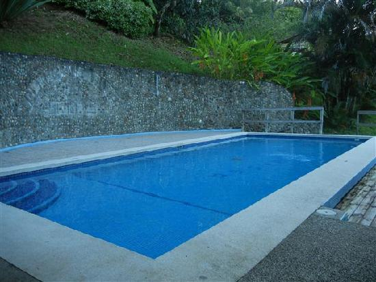 Albergue Alma de Hatillo: It is a large swimming pool