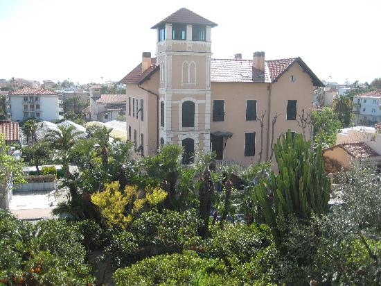 Villa Elisa: View from our balcony