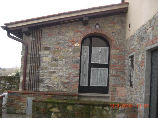 Erboli Residence: La casetta dove eravamo ospiti noi