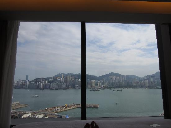 Hotel ICON: View from room 1910 during the day