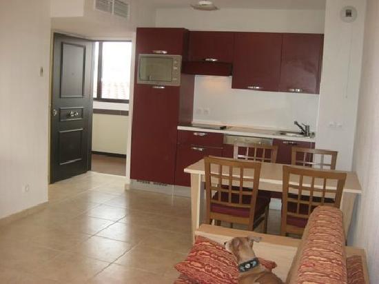 Residence Goelia Royal Cap: le séjour