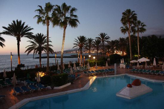 Sol Tenerife: piscina