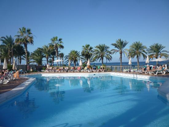 Sol Tenerife: piscina superiore