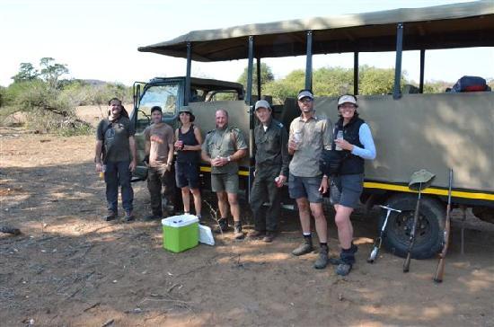 EcoTrek Safaris - Day Tours: Walking safaris