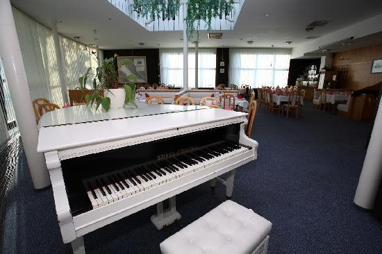 Hotel Fit : Restaurant Harmonie
