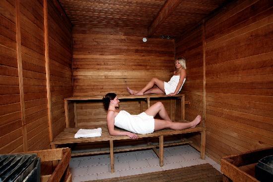 Hotel Fit : Sauna