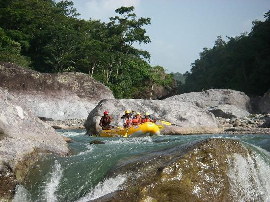 La Villa de Soledad B&B: Rafting the Cangrejal River
