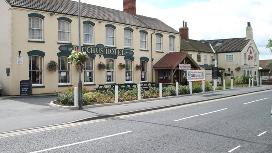 Sutton-on-Sea, UK: 17th Century coaching Inn