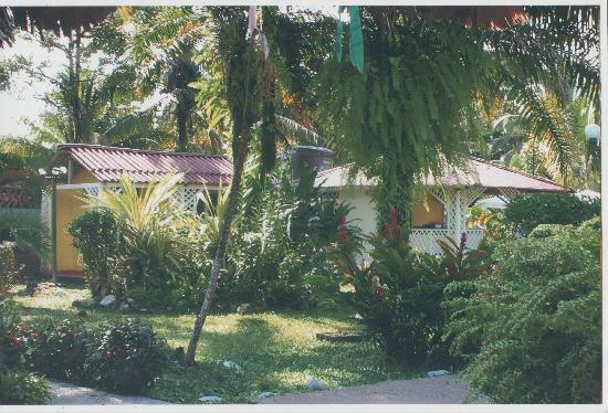 Papagayos Beach Hotel: ZONA DE RECREACION
