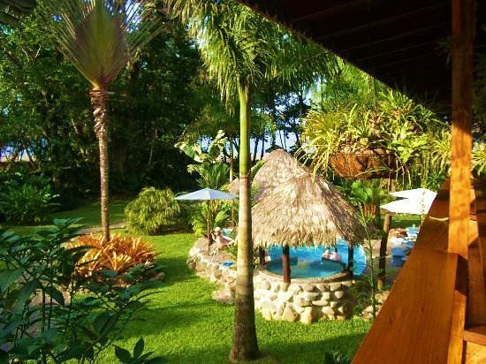 Hotel Banana Azul : View from The Ocean Rooms