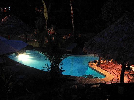 Hotel Banana Azul : or maybe an evening dip...