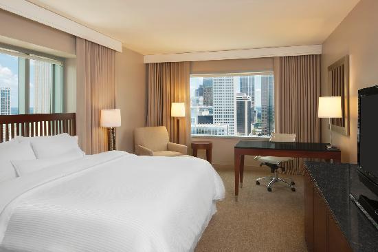 The Westin Charlotte: Westin Charlotte Hotel Room