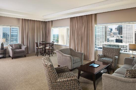 The Westin Charlotte: Hospitality Suite