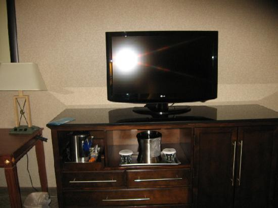 Hilton Washington DC North Gaithersburg: room tv