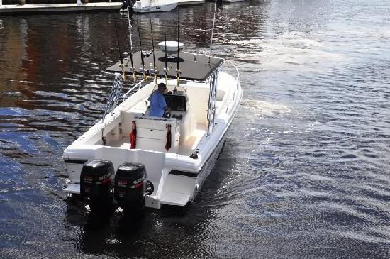 Captain Ed Nichols, Naples Fish