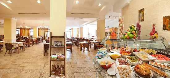 Hotel SH Villa Gadea : Desayuno Buffet Veranda