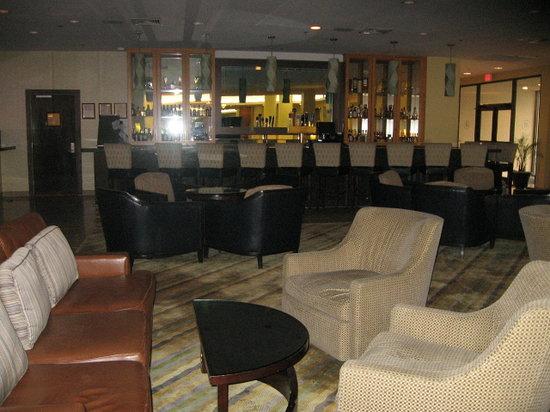 Rooks Corner Restaurant: the bar area