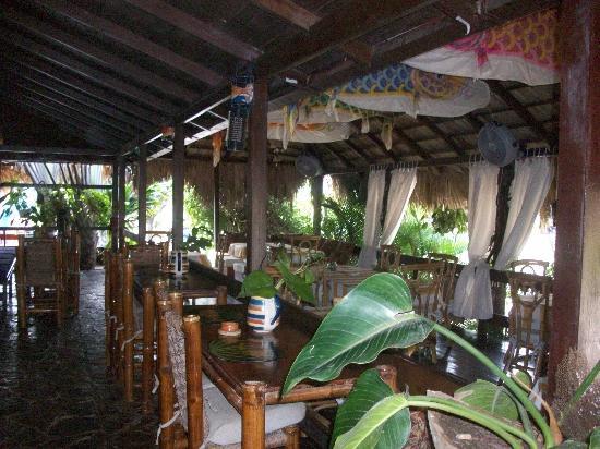 Plaza Lusitania: Restaurante del hotel
