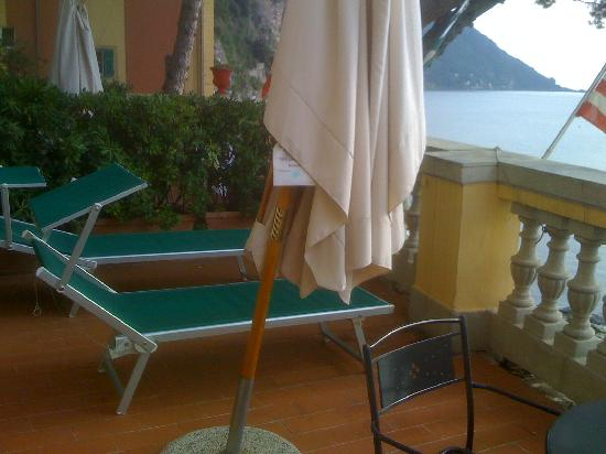 Hotel Casmona: Terrace of Room 301