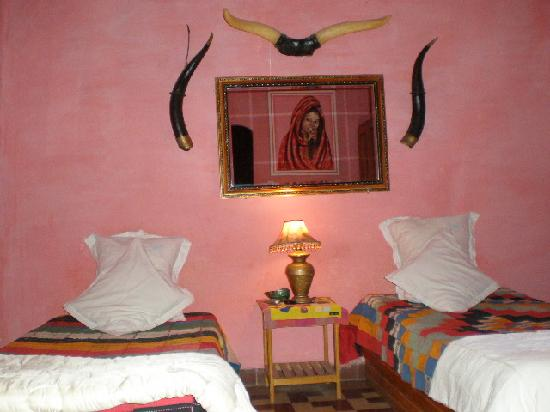 Chambres d'hotes Harmattan : Chambre