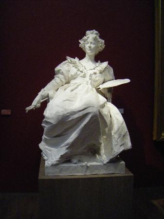 Musee des Beaux-Arts : Scupture