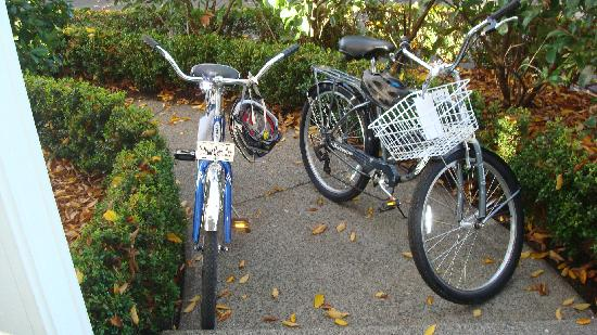 Cottage Grove Inn: Complimentary Bikes to use