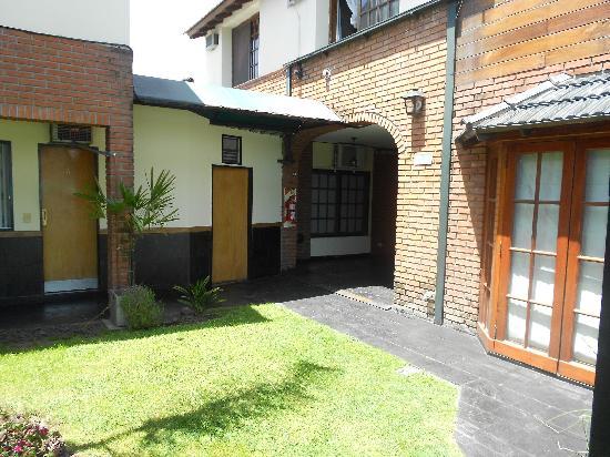 Ezeiza, Argentina: Yard