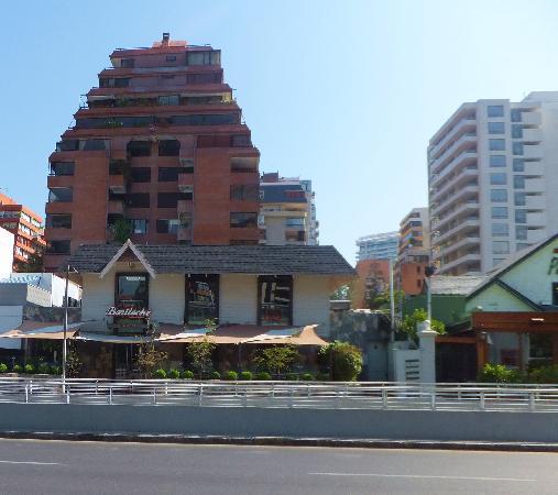 Bariloche restaurant fotograf a de bariloche isidora for Terrazas 5 bariloche