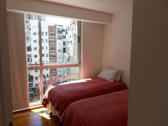 Cabello Square: Bedroom