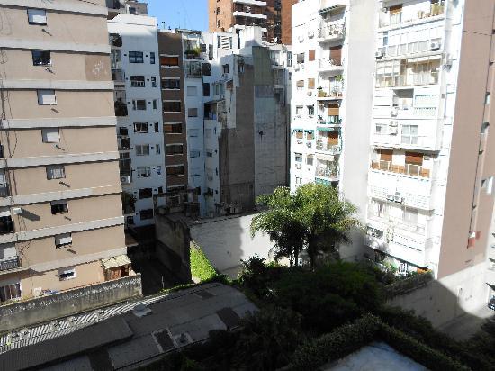 Cabello Square : Back View