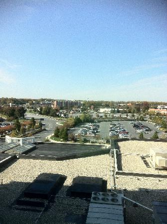 Dover Downs Hotel & Casino: room view