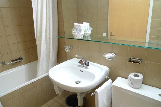 Sommerau Ticino Hotel: Bathroom