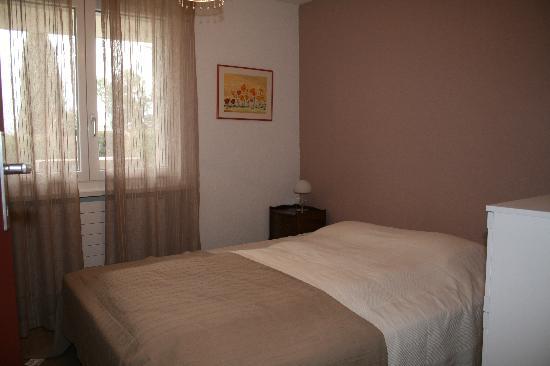 Chambres Marguerite : chambres confortables refaites en 2011