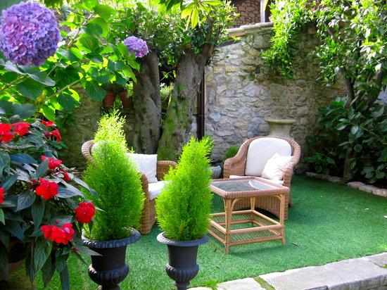 Hotel Casa del Marques: la terraza