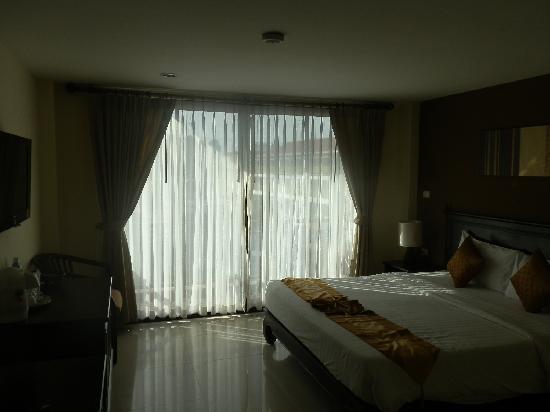 White Sand Krabi Hotel: La habitación
