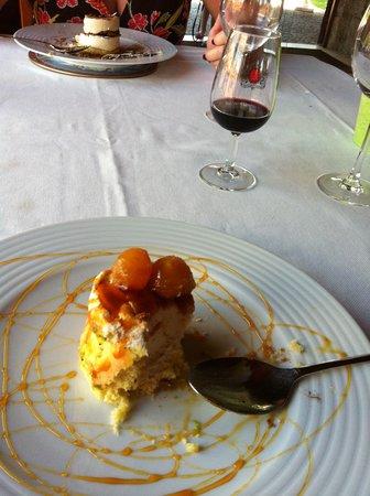 Barao de Fladgate: Grest dessert