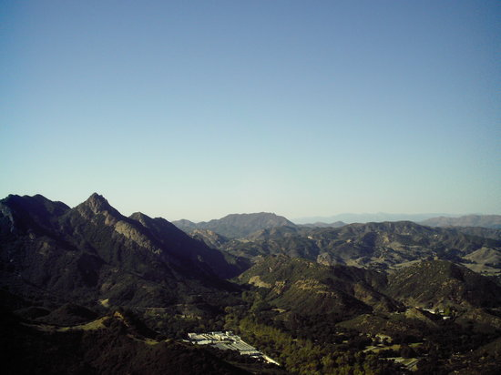 ‪Santa Monica Mountains‬