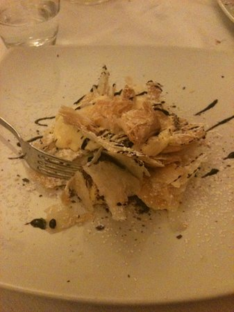 Il Girasole Ai Quintili: sbriciolata e crema! da provare!!