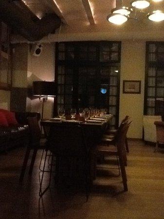 Restaurante casa paloma en barcelona con cocina asador - Restaurante casa paloma barcelona ...