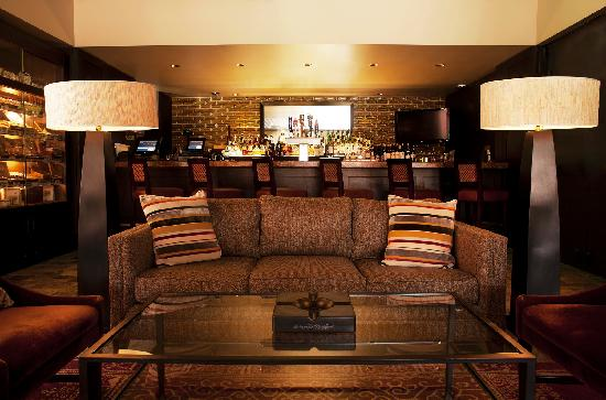 Talking Stick Resort: Shadows provides guests an old school bar feel, with a southwestern flair Scottsdale is known fo