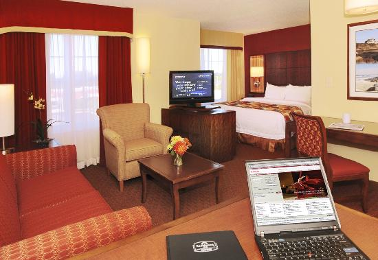 Residence Inn Newport Middletown: King Bed Studio Suite