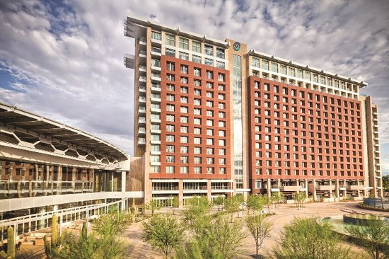 Talking Stick Resort located off the 101 & Indian Bend Road, in Scottsdale, Arizona.