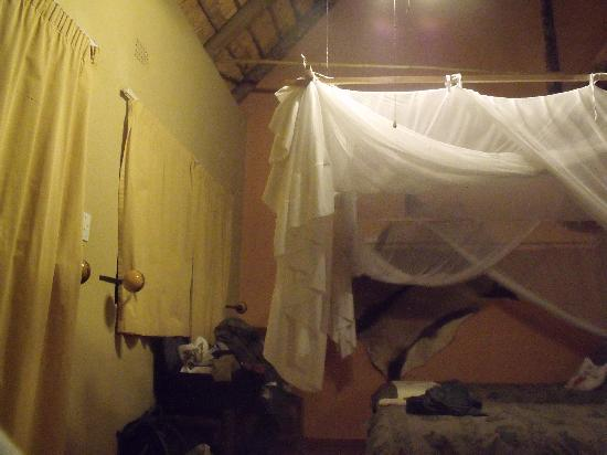 Kubu Safari Lodge: Zimmer von innen