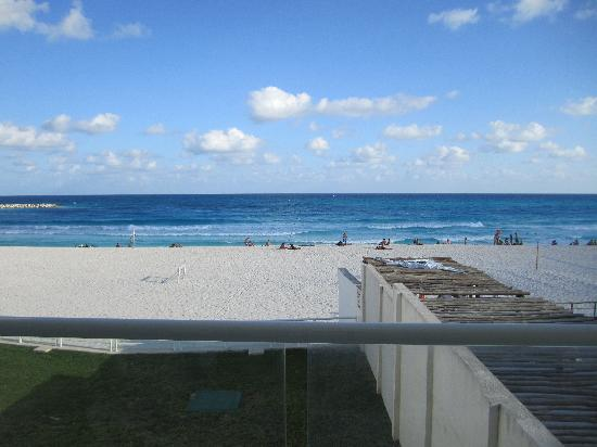 Krystal Cancun: The view from our room