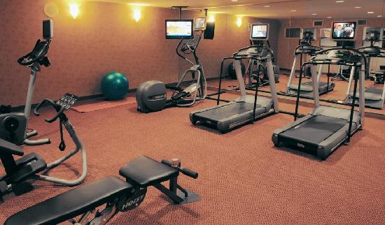 Fitness room open hours picture of residence inn