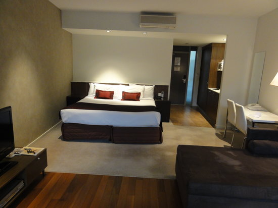 Rye, Αυστραλία: room view from patio doors