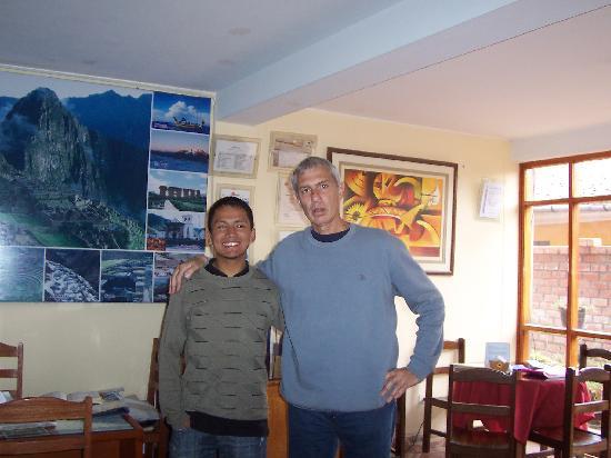 Casa de Mama Cusco Recoleta: las buenas compañias de sus encargados