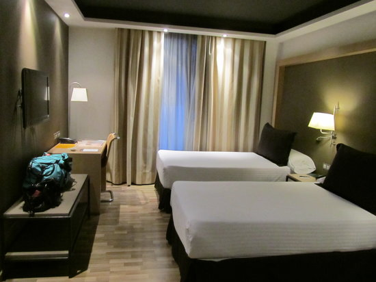 Hotel Jazz: double room