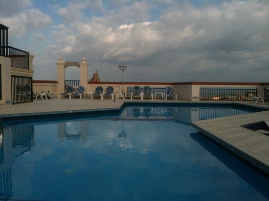 Solana Hotel: Rooftop Pool